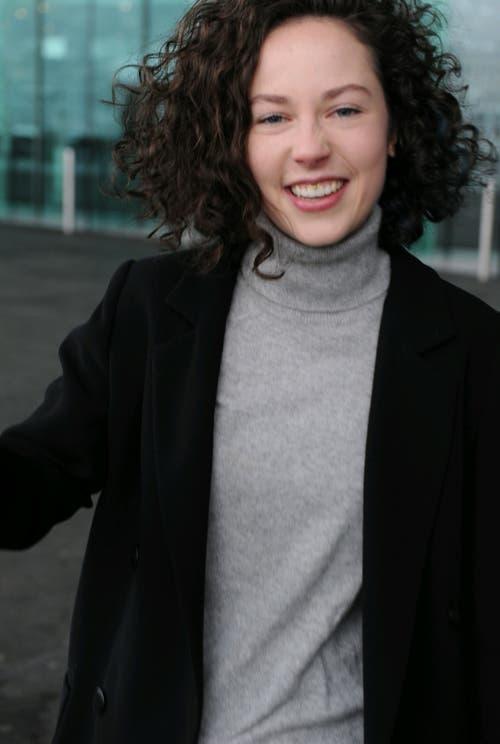 Anna Schürch, 23, Udligenswil.
