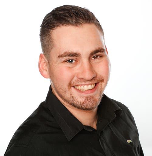Sven Wicki, 29, Kriens.