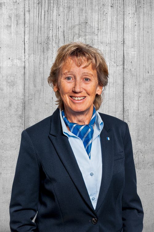 Irene Keller (bisher), 68, Vitznau.