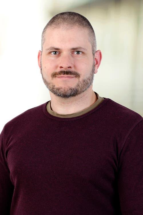 Ruben Gfeller, 35, Emmen.
