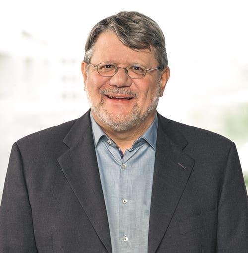 Bruno Amrhein-Flück, 60, Kriens.