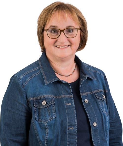 Verena Wicki Roth, 54, Kriens.