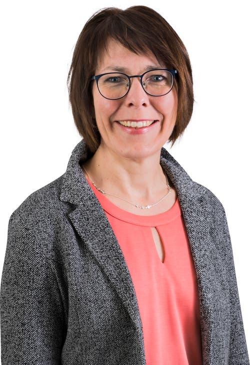 Monika Pellegrini-Vogel, 42, Malters.