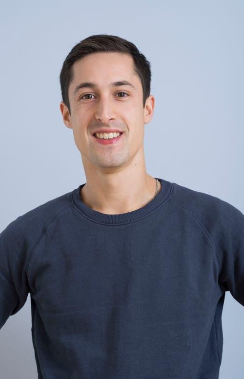 Peter Gisler, 30, Udligenswil.