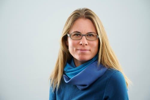 Rebekka Bolzern, 42, Meggen.