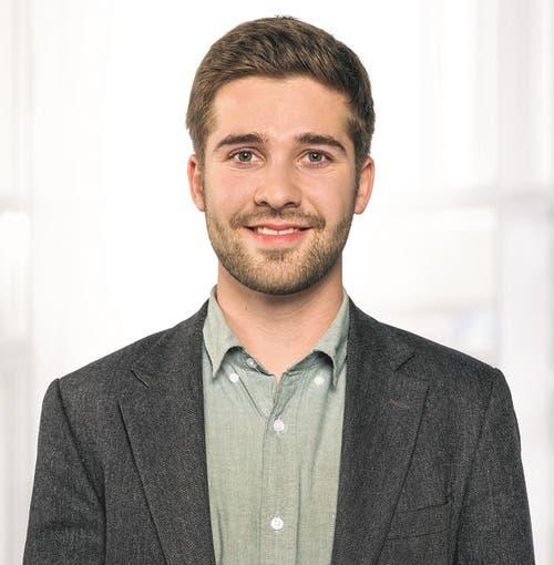 Janik Steiner, 22, Ebikon.