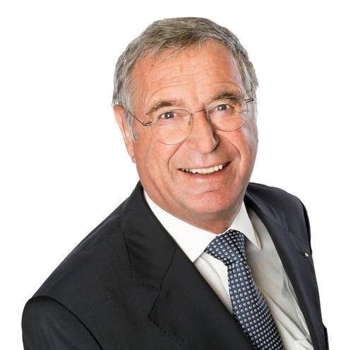 Konrad Langenegger, 75, Meierskappel.