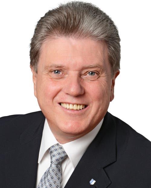 Guido Müller, 61 (bisher), Ebikon.