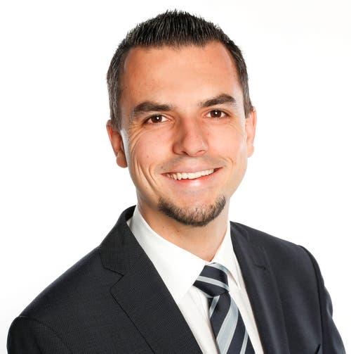 Christian Huber, 32, Ebikon.
