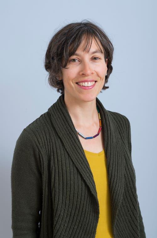 Silvie Grünwald, 41, Adligenswil.