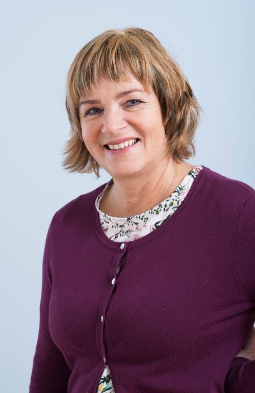 Claudia Röösli, 54, Horw.