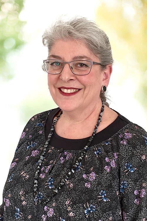 Miriam Krebser, 62, Gunzwil.
