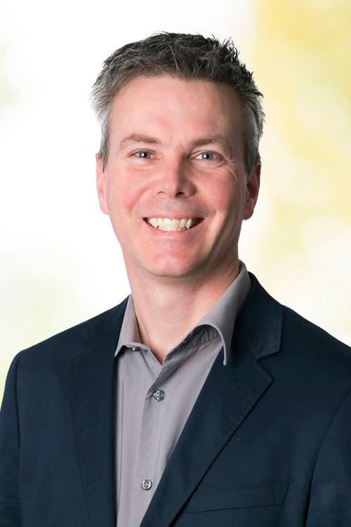 Markus Wüthrich, 48, Kriens.