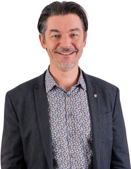 Patrick Widmer, 47, Ebikon.
