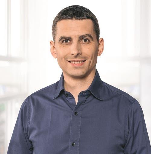 Stefan Gassmann, 42, Ebikon.