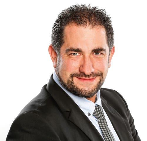 Stefan Bühler, 43, Ebikon.