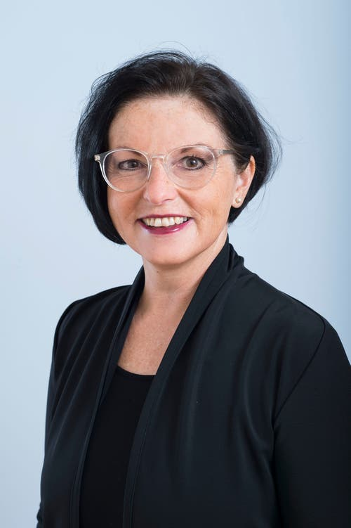 Helene Meyer-Jenni (bisher), 56, Kriens.