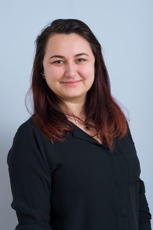 Milomirka Komatina, 24, Malters.