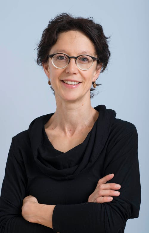 Gisela Widmer Reichlin, 44, Adligenswil.
