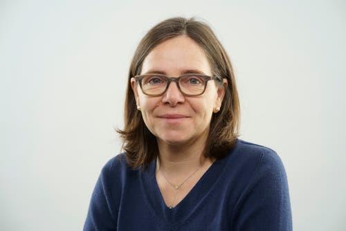 Marianne Blättler Kunz, 56, Ebikon.