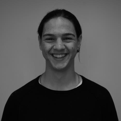 Elias Balmer, 18, Udligenswil.