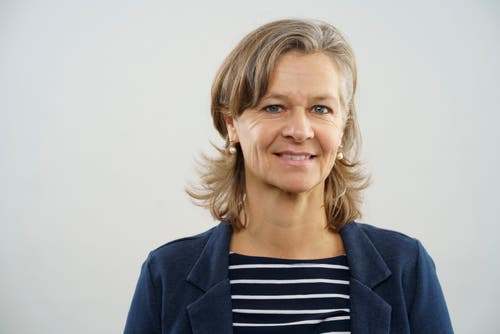 Beatrice Heeb, 55, Horw.