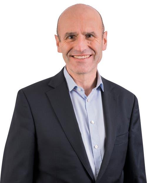 Bruno Purtschert, 55, Kriens.