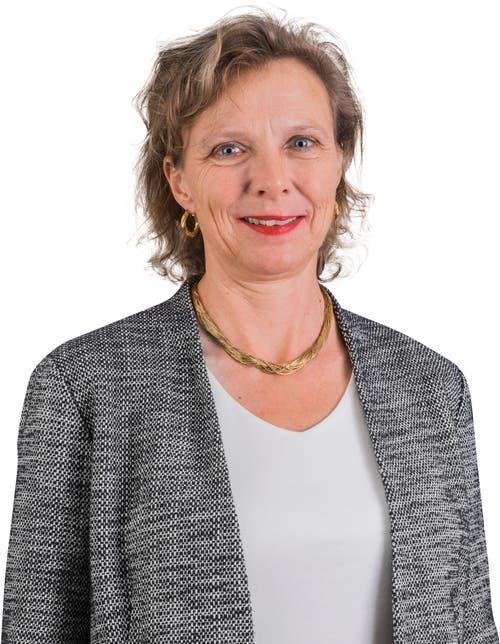 Isabelle Kalt Scholl, 56, Horw.