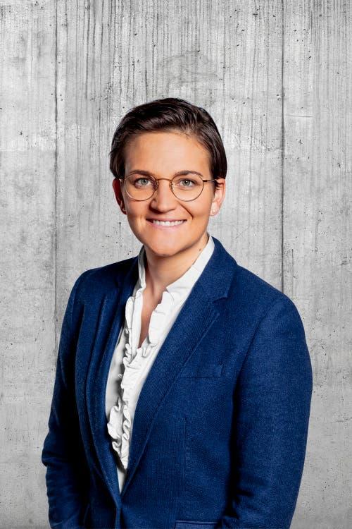 Anne-Sophie Morand, 31, Kriens.
