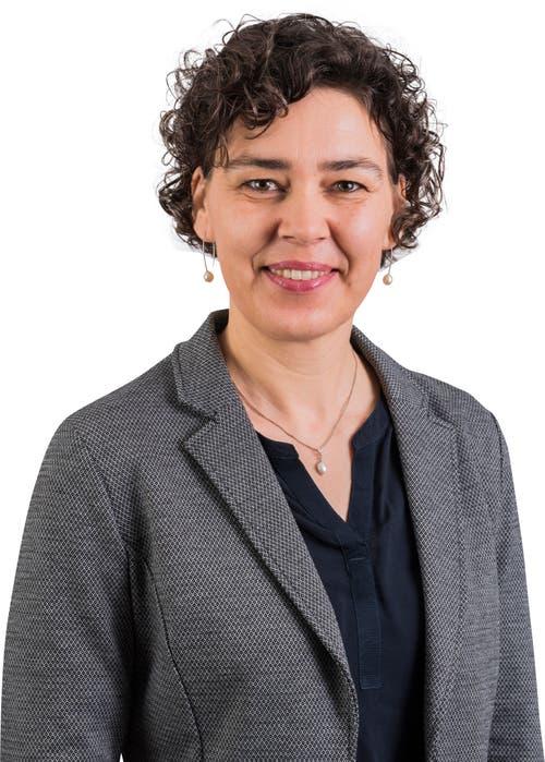 Beatrix Küttel, 45, Weggis.