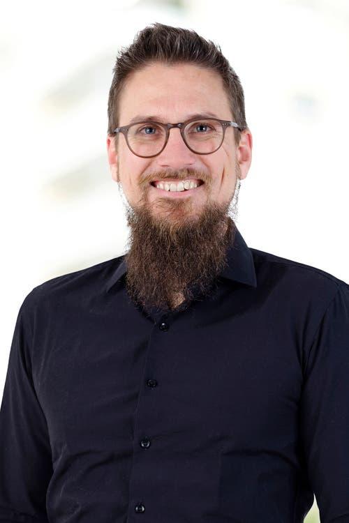 David Sommerhalder, 35, Oberkirch.