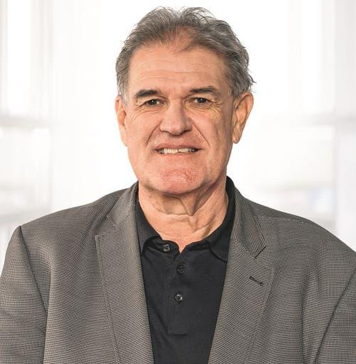 Stefan Tobler, 61, Vitznau.