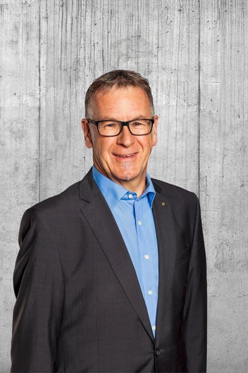 Stephan Betschen, 59, Buchrain.