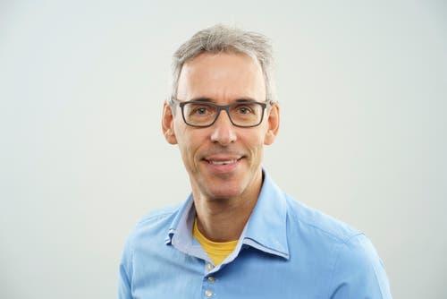 Peter Hruza, 48, Horw.