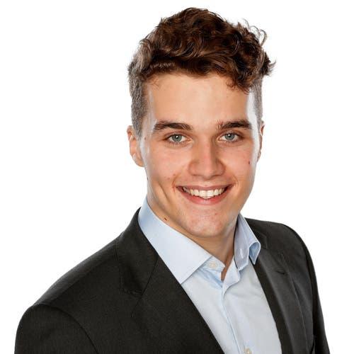 Mike Sokol, 20, Kastanienbaum.