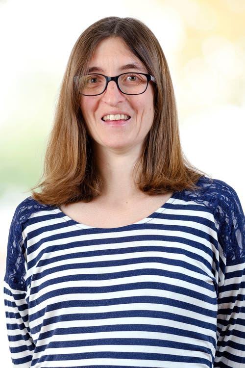 Karin Troxler, 32, Ebikon.