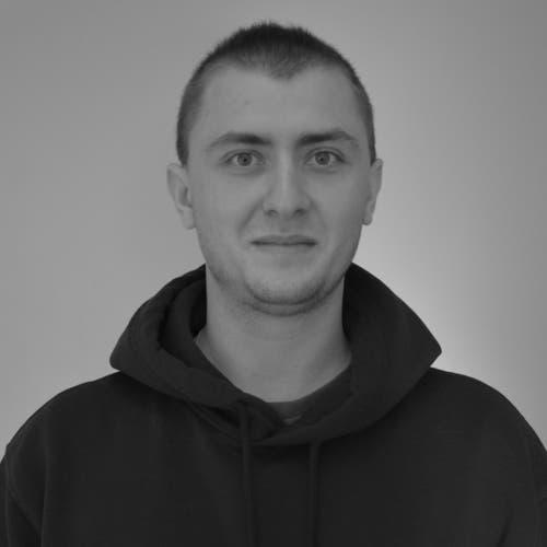 Jonas Baum, 24, Luzern.