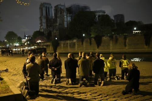 (Bild: AP Photo/Francisco Seco)
