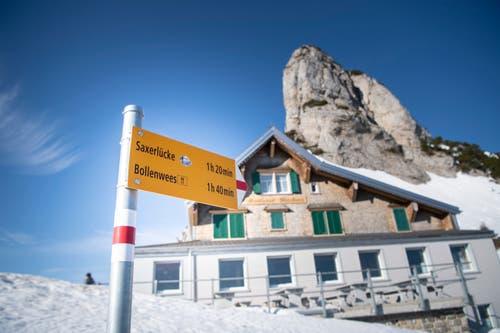 ...dem Alpsteingebiet zurücklegen können. (Bilder: Ralph Ribi)