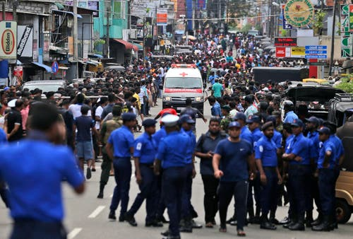 Über 100 Menschen kamen bei der Anschlagsserie ums Leben.