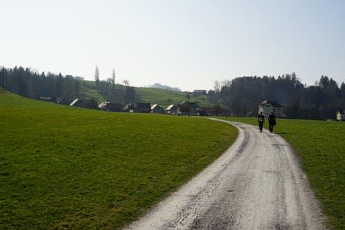 Weiter geht es Richtung Burgau...