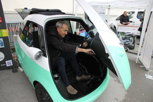 Platz- und energiesparend: Eine Alternative für den Stadtverkehr der Zukunft?