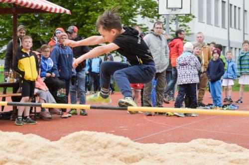 Bettwiesen TG , 26.04.2019 / Thurgauer Nationalturntag in Bettwiesen .