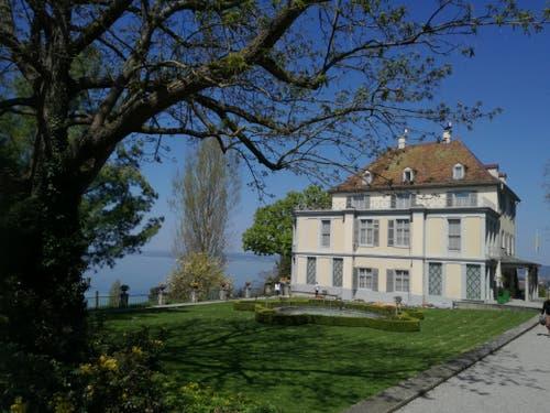Das Schloss Arenenberg ist heute ein Museum. (Bild: Marlen Hämmerli)
