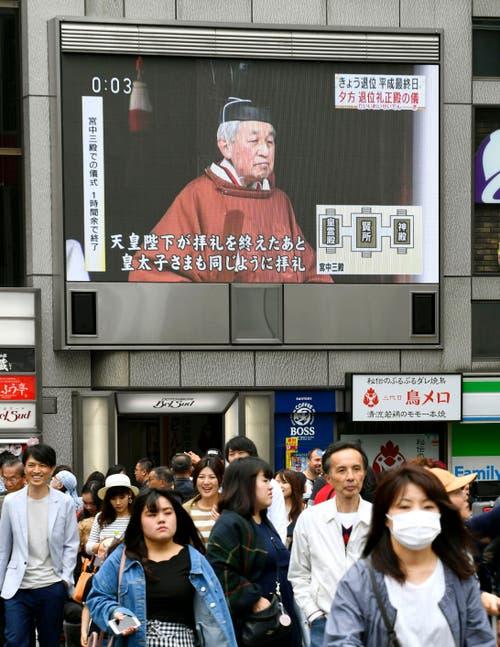 (Bild: Junko Ozaki/Kyodo News via AP)