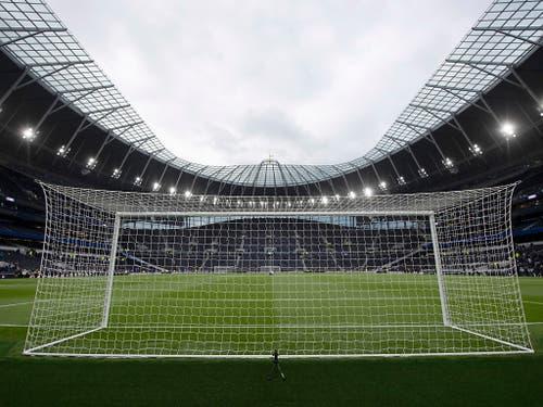 Seit Wochen gibt es bei den Spurs fast nur noch das Thema Stadion (Bild: KEYSTONE/EPA/WILL OLIVER)