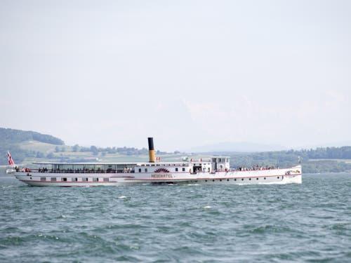Die «Neuchâtel» hat eine Kapazität von 300 Personen. (Bild: Keystone/ANTHONY ANEX)