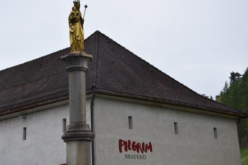 Heiliges Bier: Die Brauerei in Fischingen befindet sich gleich neben dem Kloster.