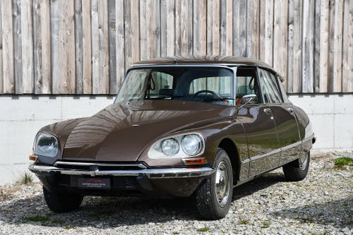 Citroen DS 23 ie Pallas, 1973