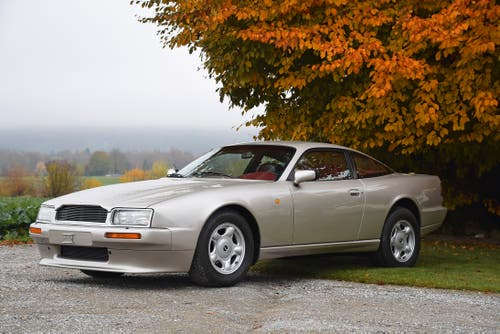 Aston Martin V8 Virage 1990